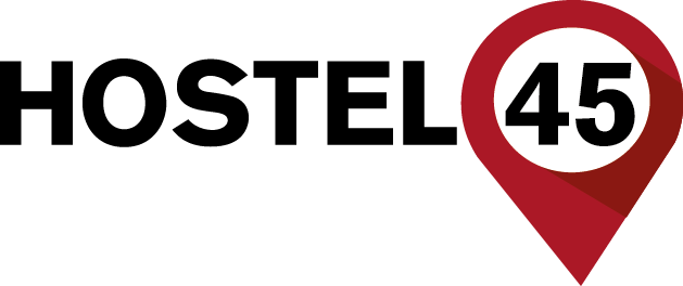 Hostel45 Bonn Logo